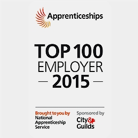 Top 100 Employer 2015